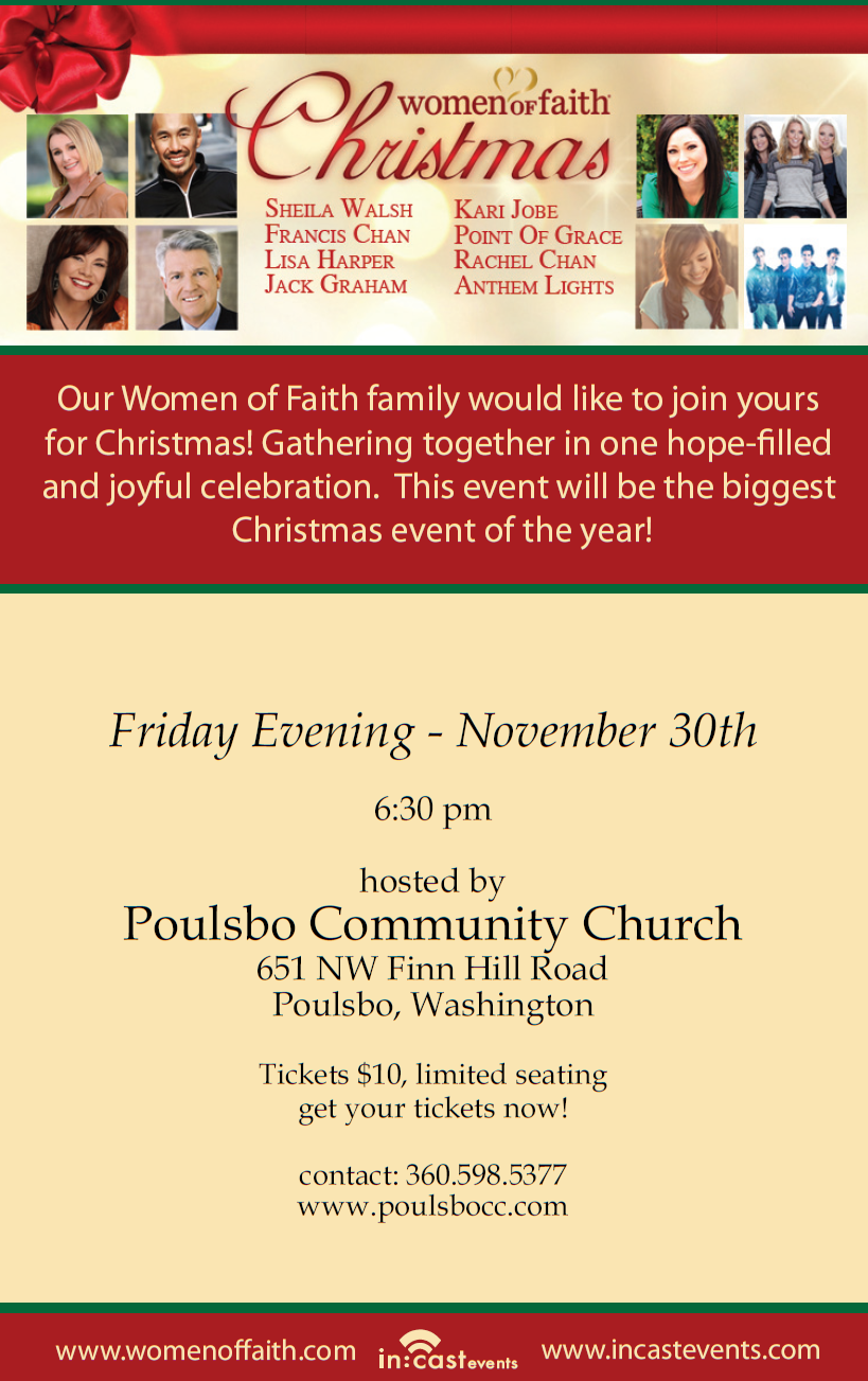 Women of Faith Christmas